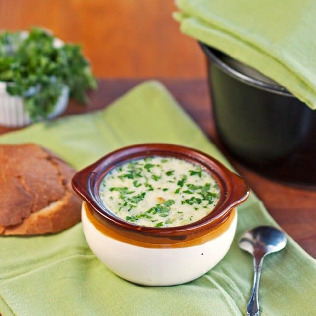 Cauliflower Soup - 2Teaspoons