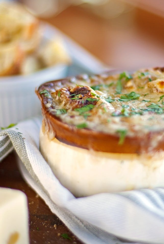 French Onion Soup - 2Teaspoons