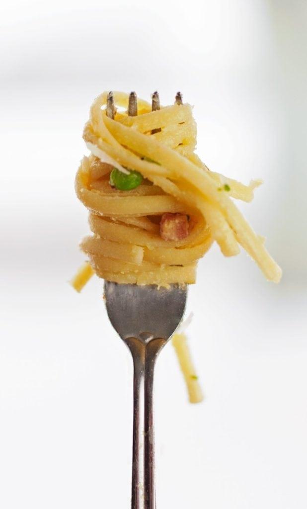 Spaghetti Carbonara - 2Teaspoons
