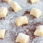 Homemade Potato Gnocchi - 2Teaspoons