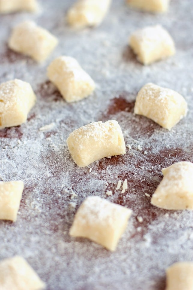 Homemade Potato Gnocchi - 2Teaspoons