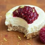 Lemon Raspberry Cheesecake - 2Teaspoons