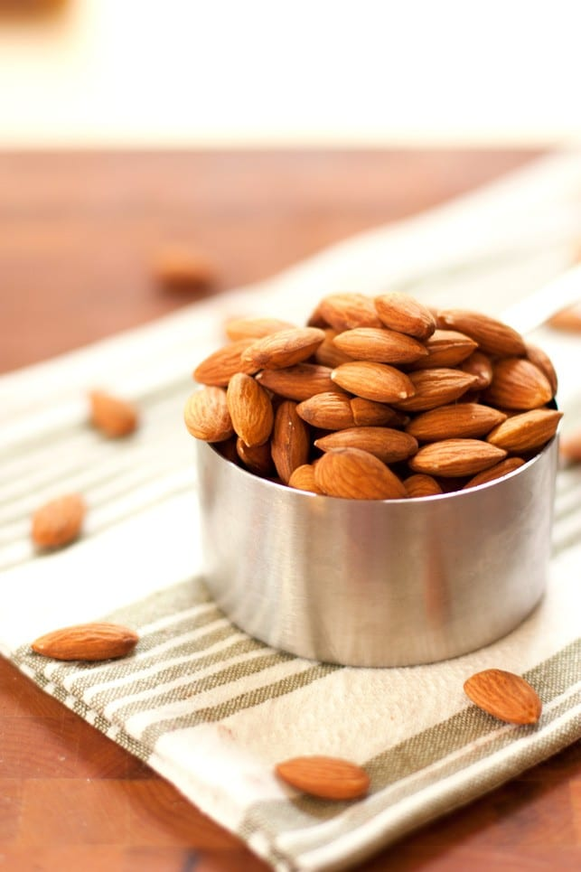 Salted Dark Chocolate Cocoa Almonds - 2Teaspoons