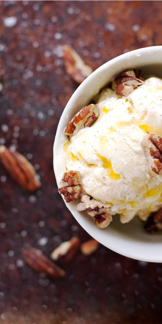 Salt and Pepper Ice Cream Sundaes - 2Teaspoons