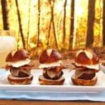 Cowboy Slider Burgers with Fresh Salsa - 2Teaspoons