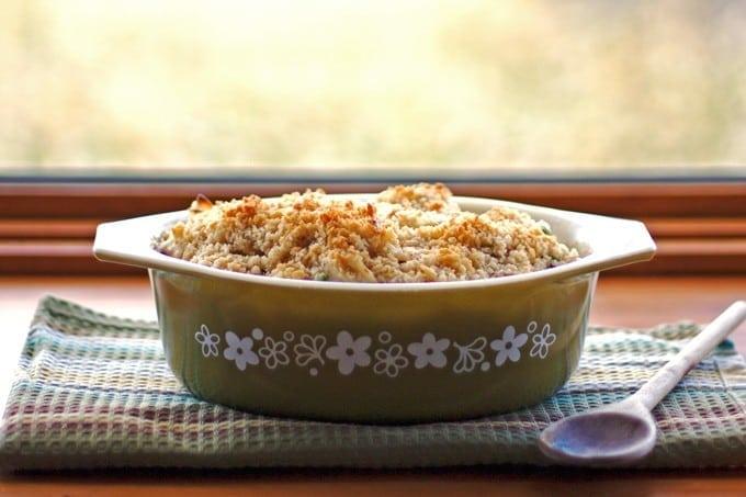 Homemade Tuna Noodle Casserole - 2Teaspoons
