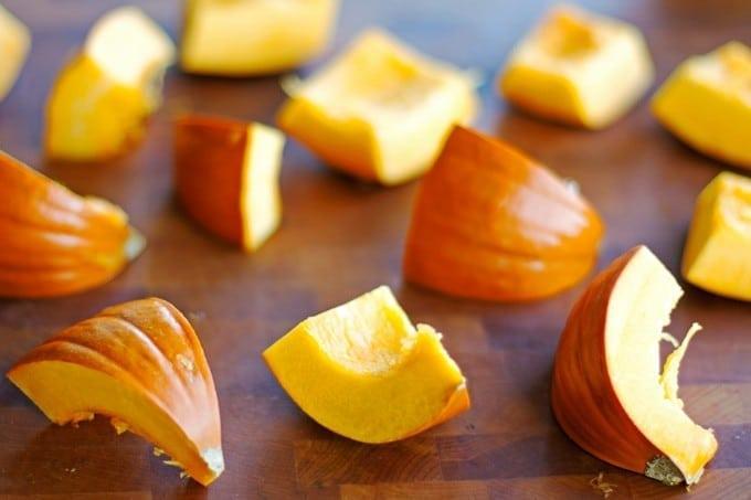 Homemade Pumpkin Puree - 2Teaspoons