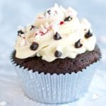 Peppermint Chocolate Cupcakes - 2Teaspoons
