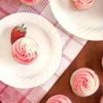 Strawberry Cheesecake Cupcakes - 2Teaspoons