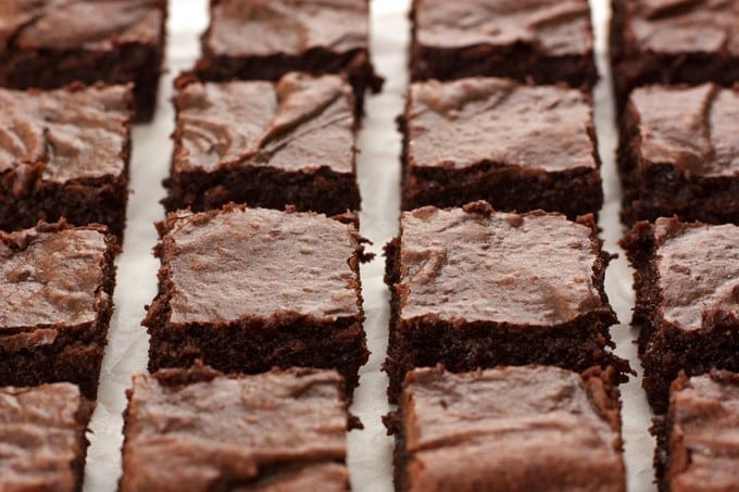 Cocoa Brownies - 2Teaspoons