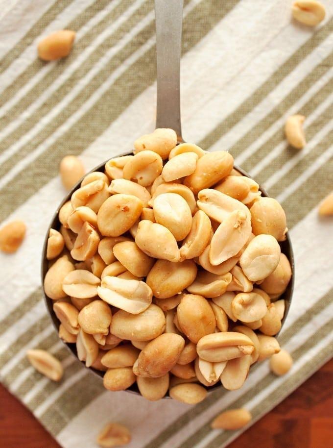 Honey Roasted Peanut Butter - 2Teaspoons