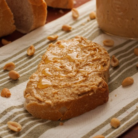 Honey Roasted Peanut Butter - 2Teaspoons