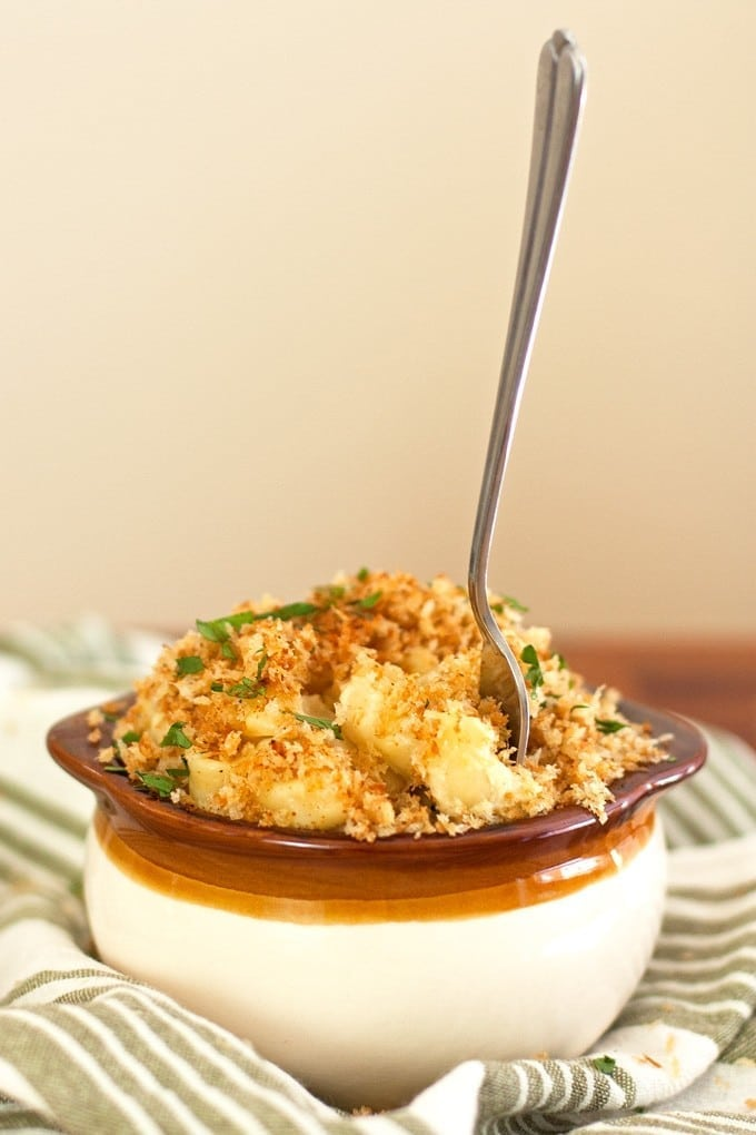 Baked Mac And Cheese - 2Teaspoons