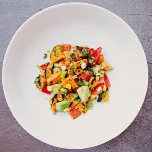 Sweet Potato Salad - 2Teaspoons