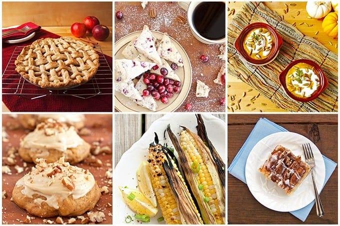 Thanksgiving Recipe Roundup - 2Teaspoons