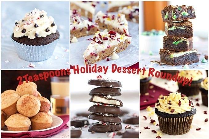 2Teaspoons Holiday Dessert Roundup