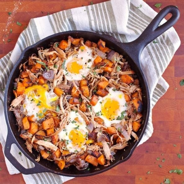 Pulled Pork Hash | Pulled Pork Recipes | Homemade Recipes