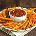 Healthy Baked Sweet Potato Fries - 2Teaspoons