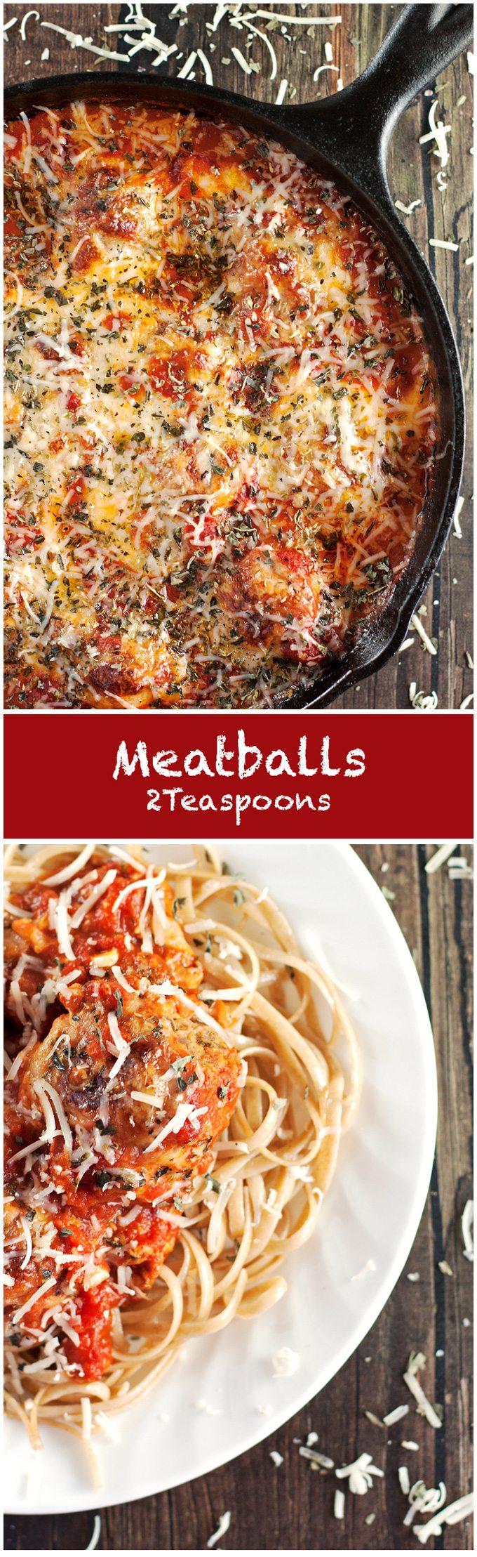 Meatballs - 2Teaspoons