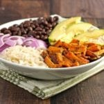 Sweet Potato and Black Bean Bowls - 2Teaspoons