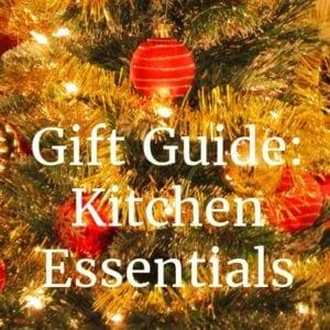 Gift Guide Kitchen Essentials - 2teaspoons