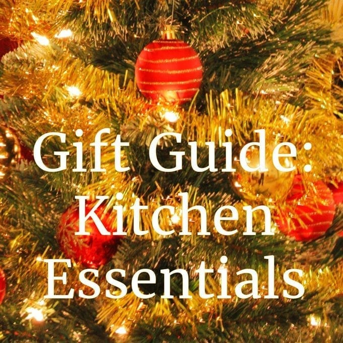 Gift Guide Kitchen Essentials - 2teaspoons